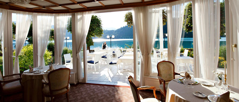 Grand Hotel Toplice, Bled, Slovenia - restaurant with terrace.jpg